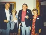 38th Reunion 01 -  Ray Carolan, Kay Lavelle, Emmett Kelly, Joyce Dobiss