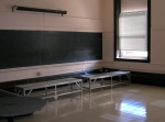 Classroom in new building